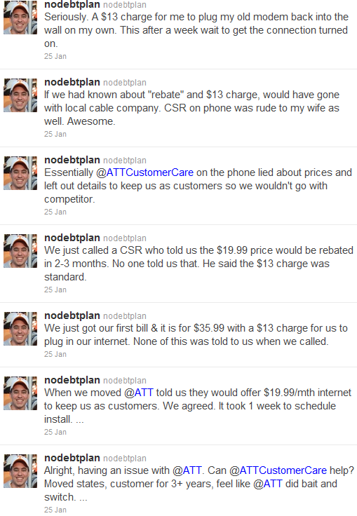 Use social media for customer service results